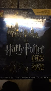 Harry Potter complete 8-film Blu Ray Whitchurch-Stouffville, L4A 2G9