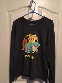 Teen girls Pokémon characters sweater  London, N6M