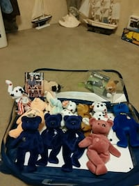 25 Rare Beanie Babies Collection Chattanooga, 37404