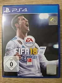 Sony PS4 EA Sports FIFA 18 Naumburg (Saale), 06618