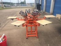 Screen printing equipment Fort Smith, 72904