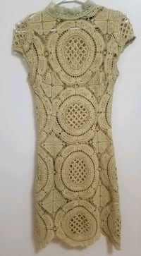 Nude lace dress  Etobicoke, M9R