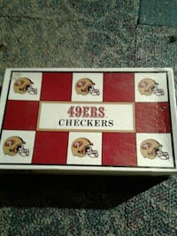 49ers checkers vs Dallas cowboys  1822 mi