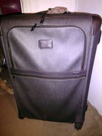 gray soft-sided luggage Lubbock, 79423