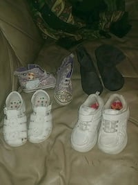 Toddler shoes sz 8 Springfield, 97478