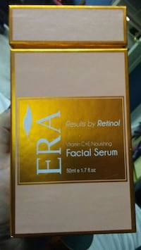 Era Results by Rentinol Facial Serum