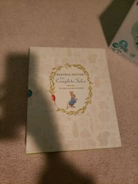 Beatrix potter Peter rabbit collection