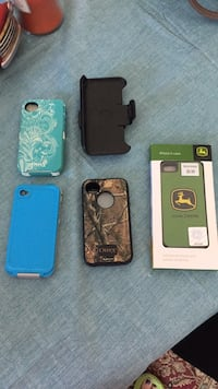 Variety of phone cases $3 each or $10 for all Mims, 32754