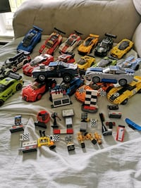20 Lego cars Leamington, N8H 2N3