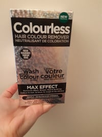 Hair colour remover Burnaby