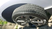 TIRES ONLY 215-45-18 Parkville