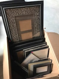 Assorted Box Of picture frames  Pacific, 63069