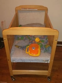 Daycare visible sides . Crib bed Grand Rapids, 49504