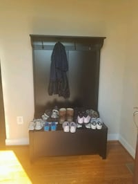 Entryway Storage/Coat hanger/backpack/shoes Fairfax, 22030