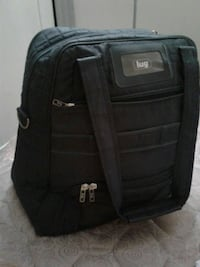 black and gray Swiss backpack 1963 km