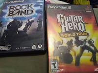 two Sony PS3 game cases Calgary, T2A