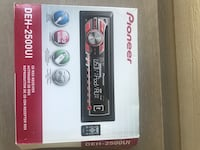 black and gray Pioneer car stereo box Alexandria, 22303