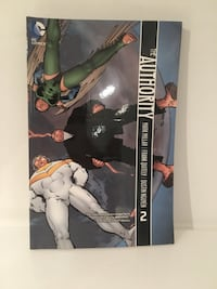 The Authority graphic novel Mississauga, L5C