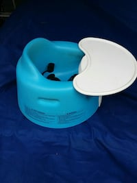 Bumbo baby seat with table Barrie, L4N 8L3