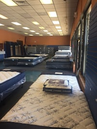 New full-size mattress sets Concord, 28025