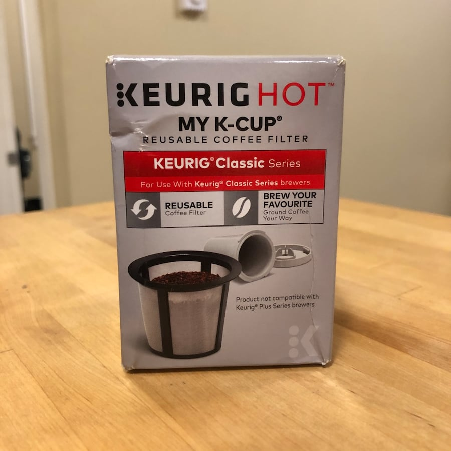 Keurig Reusable Coffee Filter