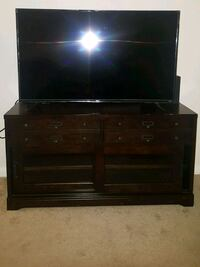 Solid Wood Entertainment Center San Antonio, 78240