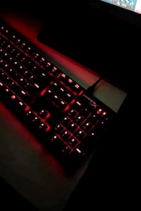 Hyperx alloy fps red switch Ankara