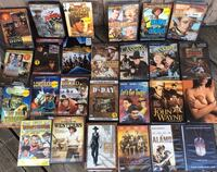 assorted DVD movies Milford, 06460