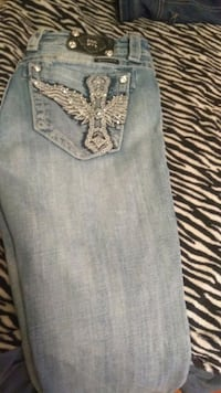 gray Miss Me denim jeans Fort Smith, 72901
