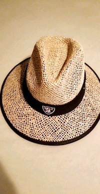 brown and black leather bucket hat Tulare, 93274