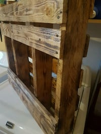 WOODEN WINE SHELVE HAND MADE