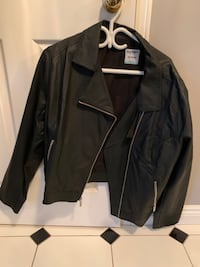 Faux Leather Jacket  Pickering, L1V 4P7
