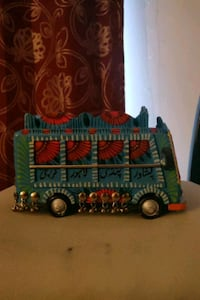 Traditional bus model.