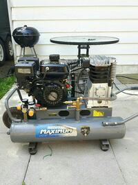 black and gray air compressor Aylmer, N5H 1X4