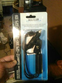 Magellan gps extrnal power cable with car adapter Toledo