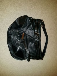 GENUINE BURBERRY BLACK AND GOLD TRIM 779 km