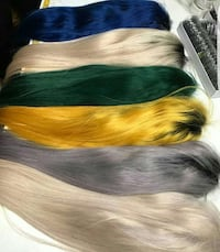Lacewig colored  Sterling, 20164