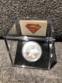 Canada 2013 $20 Fine Silver Holographic coin 75th Ann of Superman Toronto, M6H 1R4