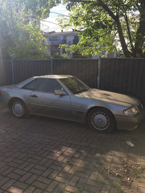 Mercedes - 300SL - 1990 0600aac8-f9ee-47e7-8316-16aed19755d1