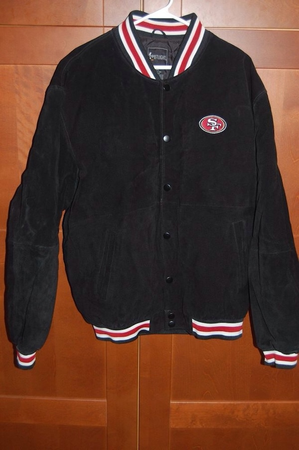 Used Black And Red Letterman Jacket For Sale In Tracy Letgo