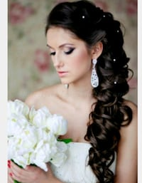 Professional and traveling hair extensions service