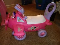 toddler's pink and purple ride-on toy Hagerstown, 21740