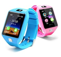 Blue and Pink Smartwatch  Mississauga