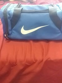 Nike small duffle bag