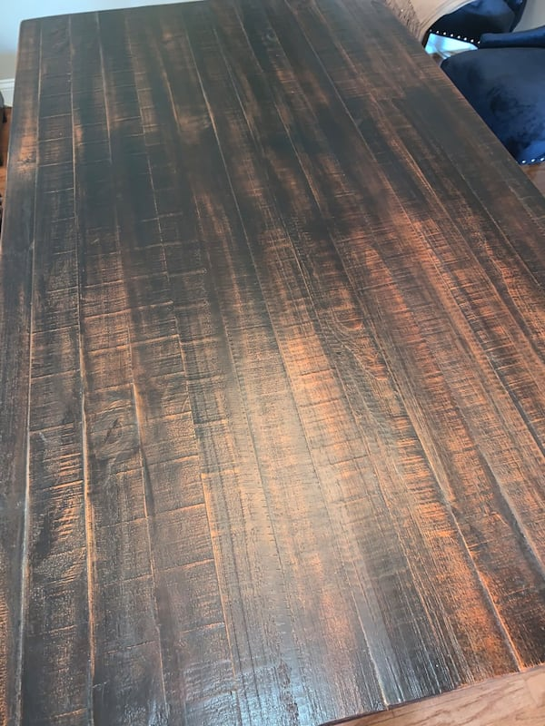 Wood Dining Room Table (sits 4) 2
