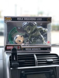 Funko Pop hulk smashing Loki  Chicago, 60639