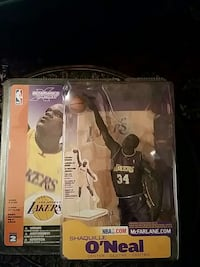 shaquille o'neal action figure Bakersfield, 93304