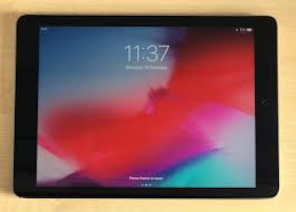 Apple Ipad Air, WiFi + Cellular, 32 GB, Space grey, Storedeal_#298773 d06611da-0c0e-49ad-978b-696de8263a82