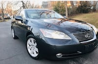2007 Lexus ES 350 ' Cooling / Heating Seats ' Navigation ' Back up Camera  Silver Spring, 20902