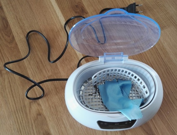 Ultrasonic Cleaner, Small